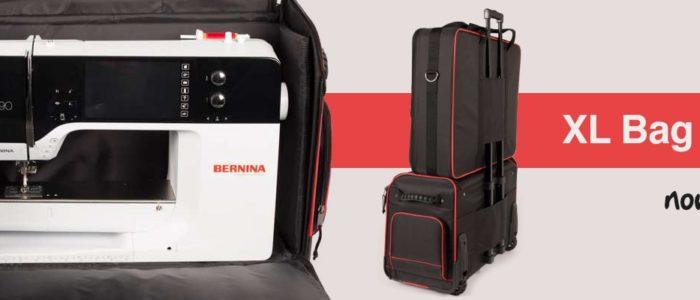 Introducing BERNINA XL Bag Options