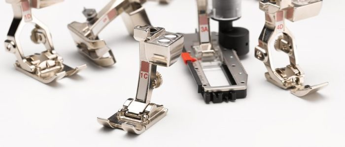 BERNINA – Presser Feet Tutorials