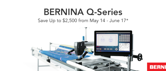 BERNINA Q-Series