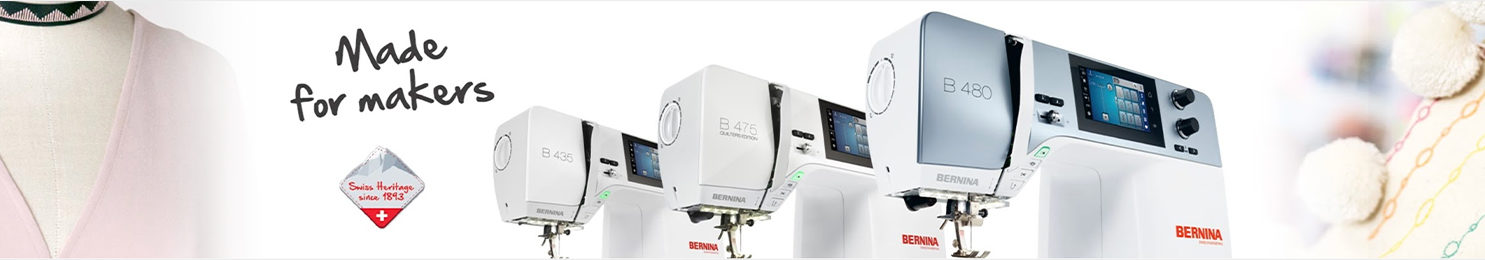 Bernina Homepage Banner