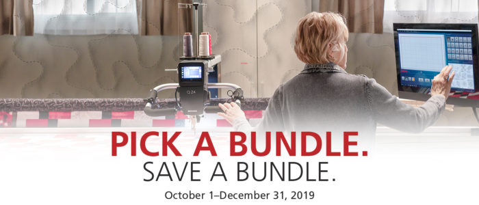 Longarm Save a bundle